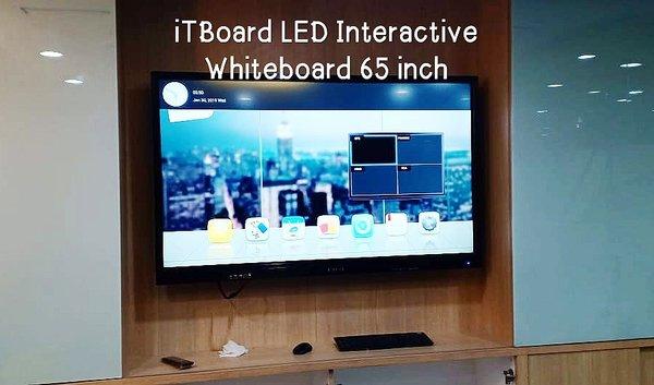 interactive whiteboarad