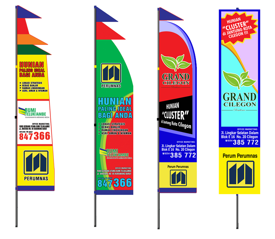 bendera umbul umbul