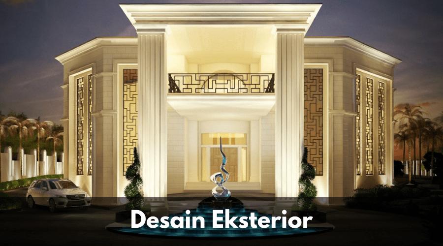 Desain Eksterior sinanarsitek.com