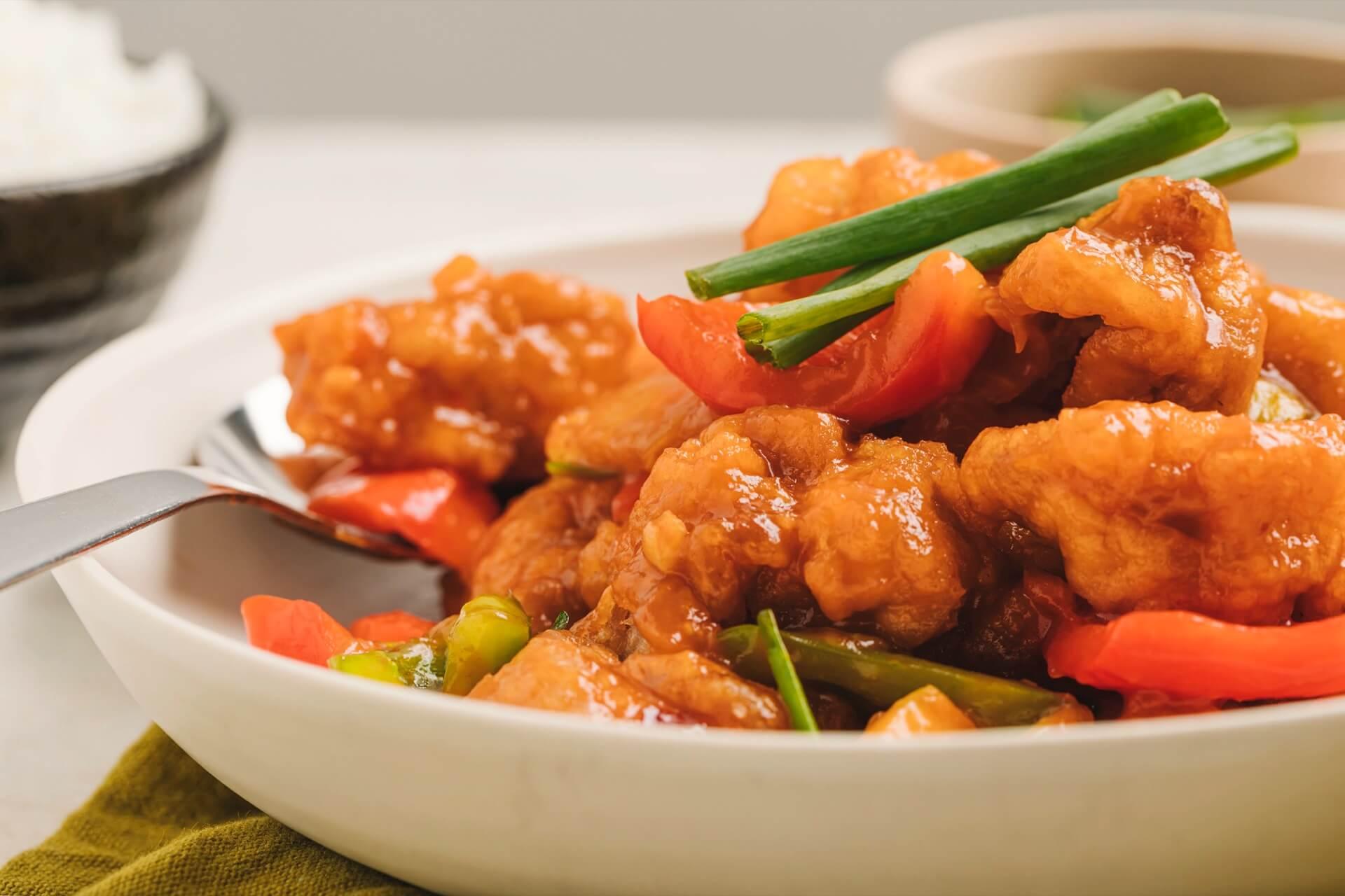 Resep Ayam Tepung Asam Manis