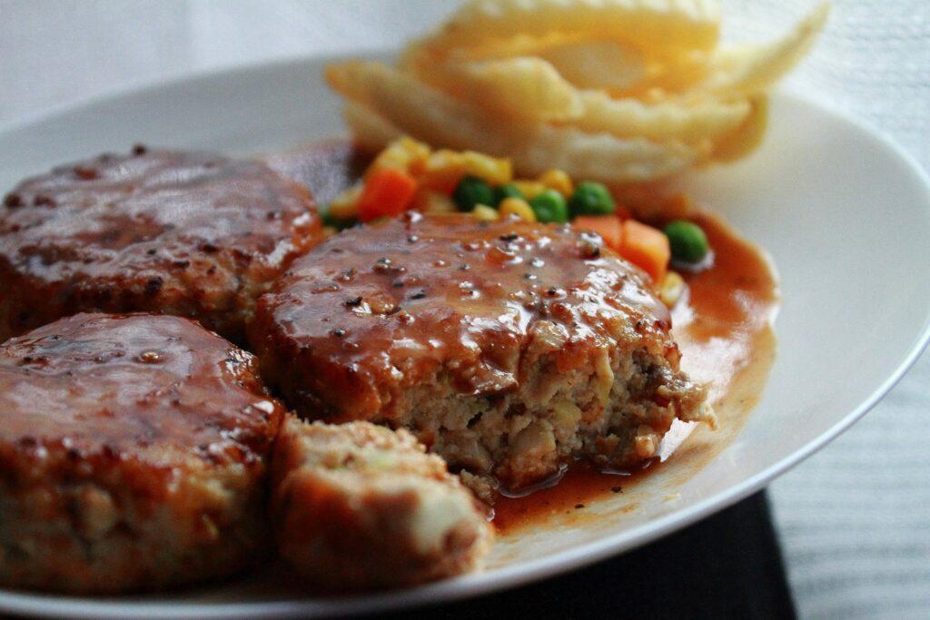 resep bistik daging giling